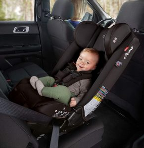 Diono Radian 3RXT All-in-One Convertible Baby Car Seat