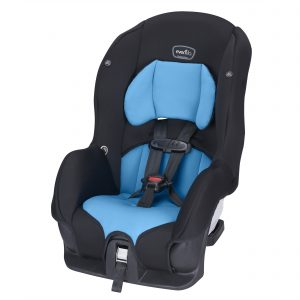 Evenflo Tribute 5 Convertible Car Seat, 2-in-1