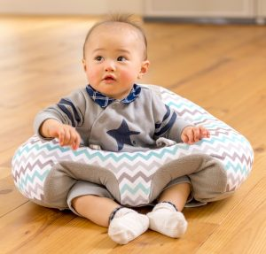 The Original Hugaboo Baby Floor Seat