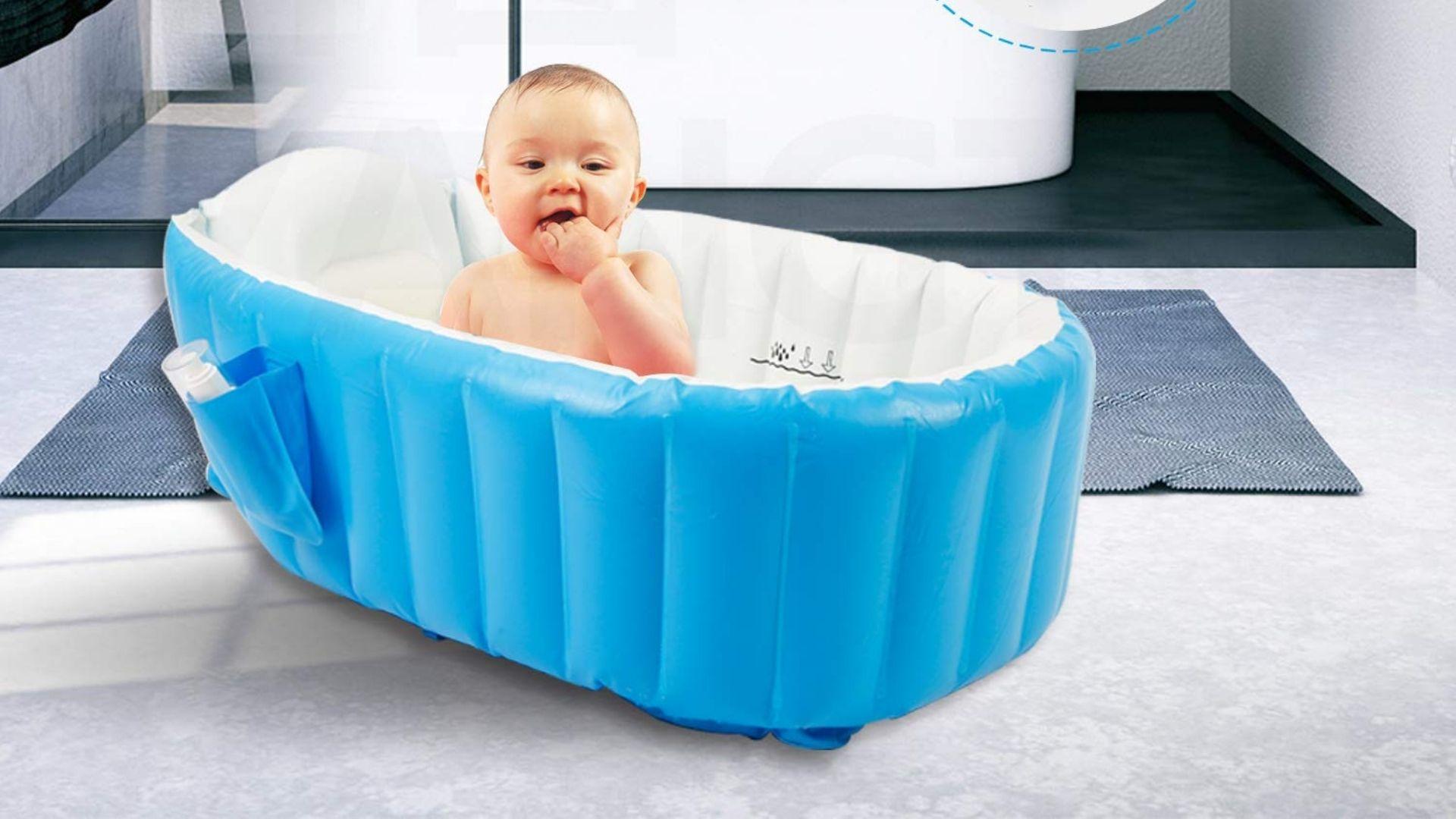 Best Inflatable Baby Bathtub Seats
