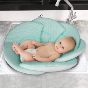 Organic Baby Bath Pillow