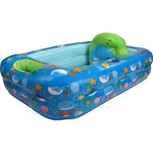 Parents Choice Inflatable Safety Bathtub