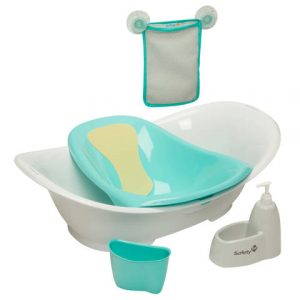 Safety First Custom Care 3 Stage Bath Seat